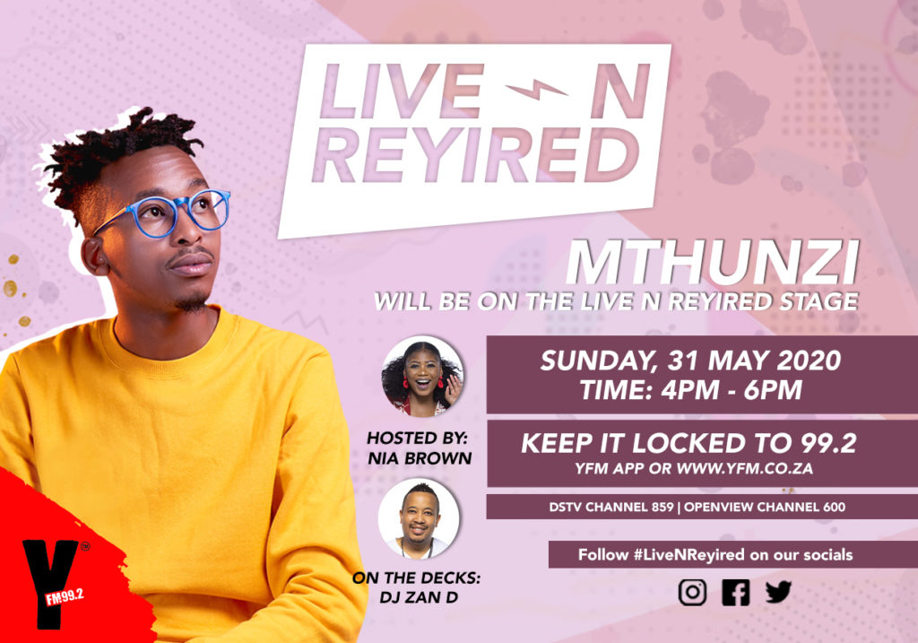 Live N Reyired Mthunzi