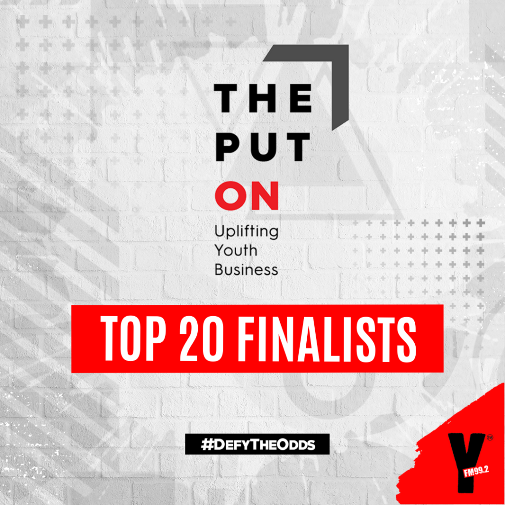 The Put On top 20 finalists
